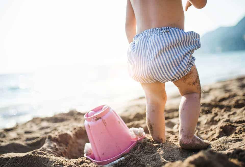 Urlaub mit Kleinkind