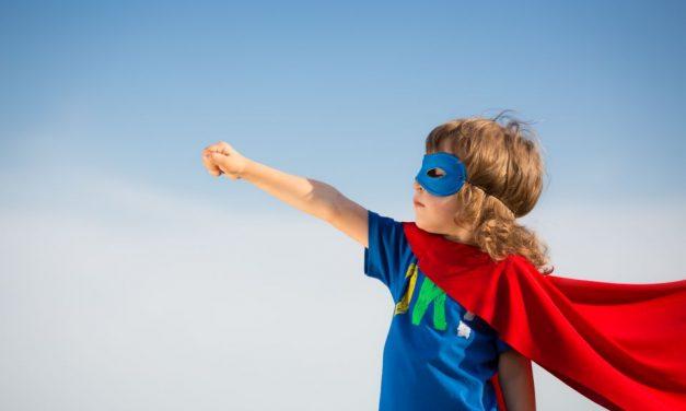 Rollenspiele fördern die Kreativität von Kindern