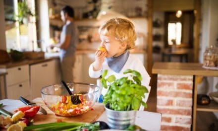 So bringen Sie Ihren Kindern gesunde Ernährung nah