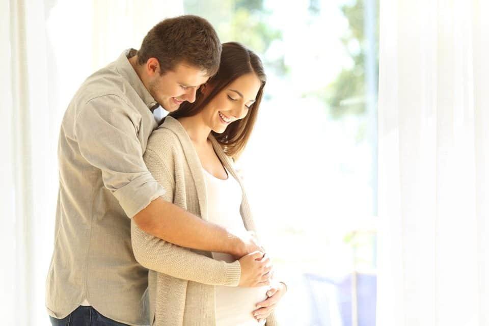 Die Bewegungen des Babys während der Schwangerschaft