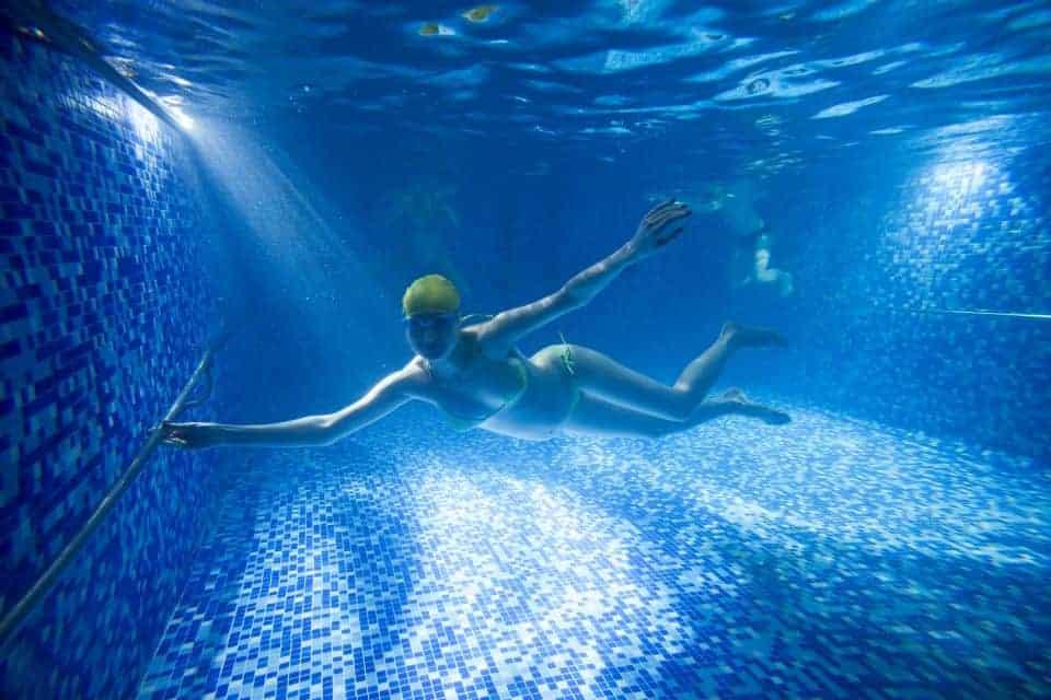 Geburtsvorbereitung mit Wassergymnastik