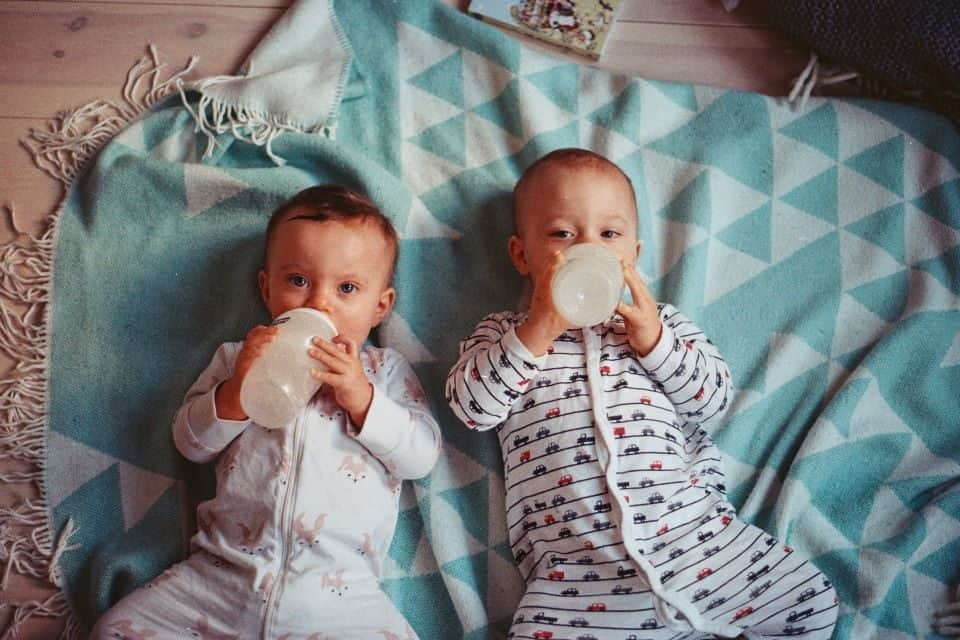 Ernährung des Babys – Probiotische Milchnahrung