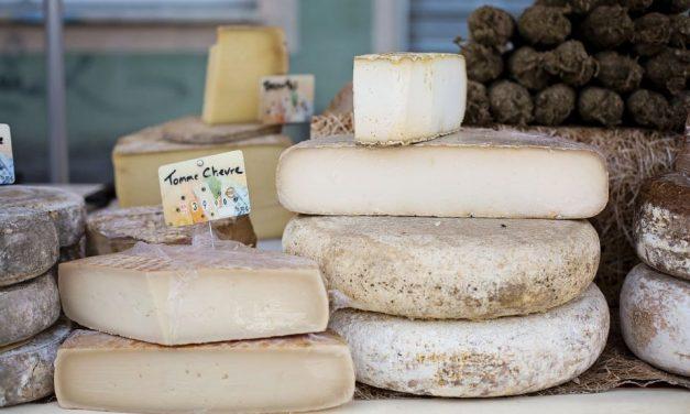 Rohmilchprodukte und ihre Kennzeichnung im Ausland