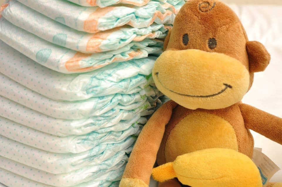 Der Baby Stuhlgang: Wovon er abhängt und wann er gesund ist