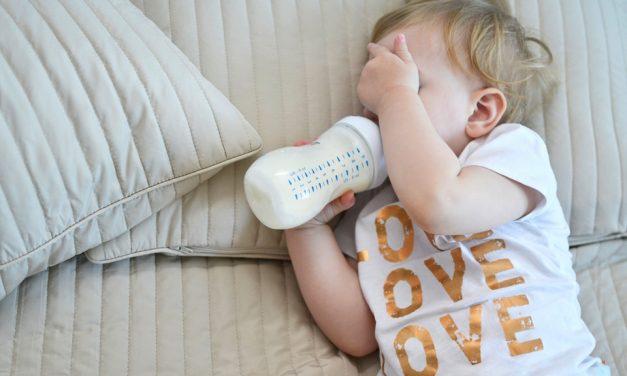Gefahr aus dem Babyfläschchen