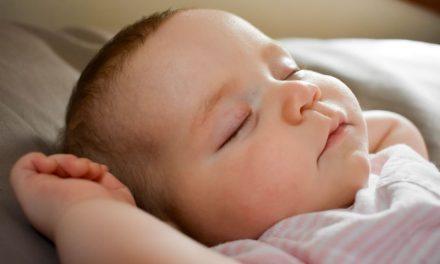 Babys sicherer Schlafplatz