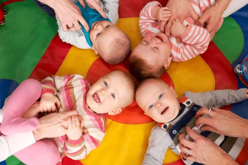 Fabel Kurs: Das Familienzentrierte Baby-Eltern-Konzept