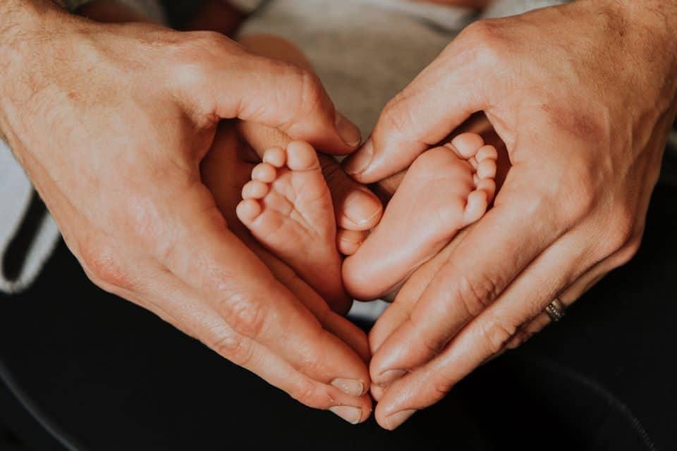 Traurige Statistik: Jedes 100ste Kind kommt mit einem Herzfehler zur Welt