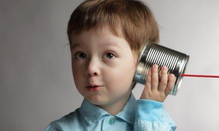 Wahrnehmungsspiele zur Förderung des Hör-Sinns
