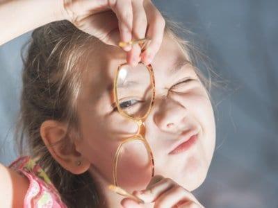 Ich will meine Brille nicht: Tipps und Tricks
