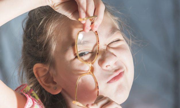 Ich will die Brille nicht: Tipps & Tricks für kleine Brillenträger, die keine sein möchten