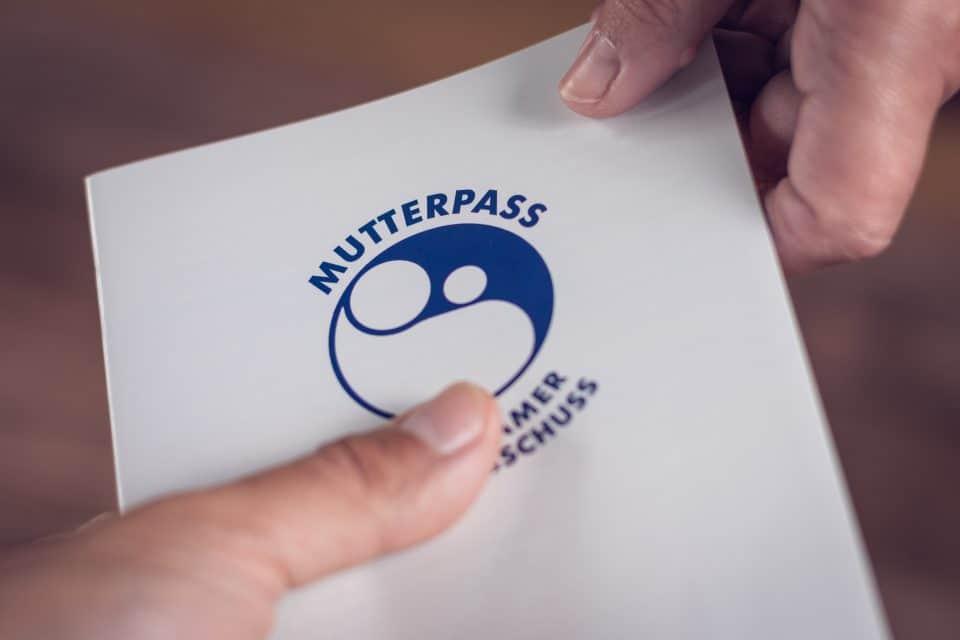 Mutterpass - das wichtigste Dokument der Schwangerschaft