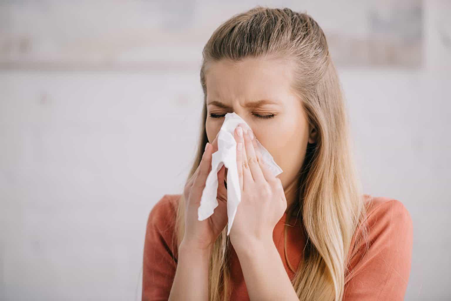 Nasenbluten in der Schwangerschaft: Gefährlich oder harmlose Schwangerschaftsbeschwerde