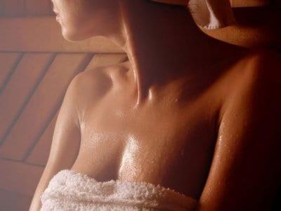 schwanger in die sauna