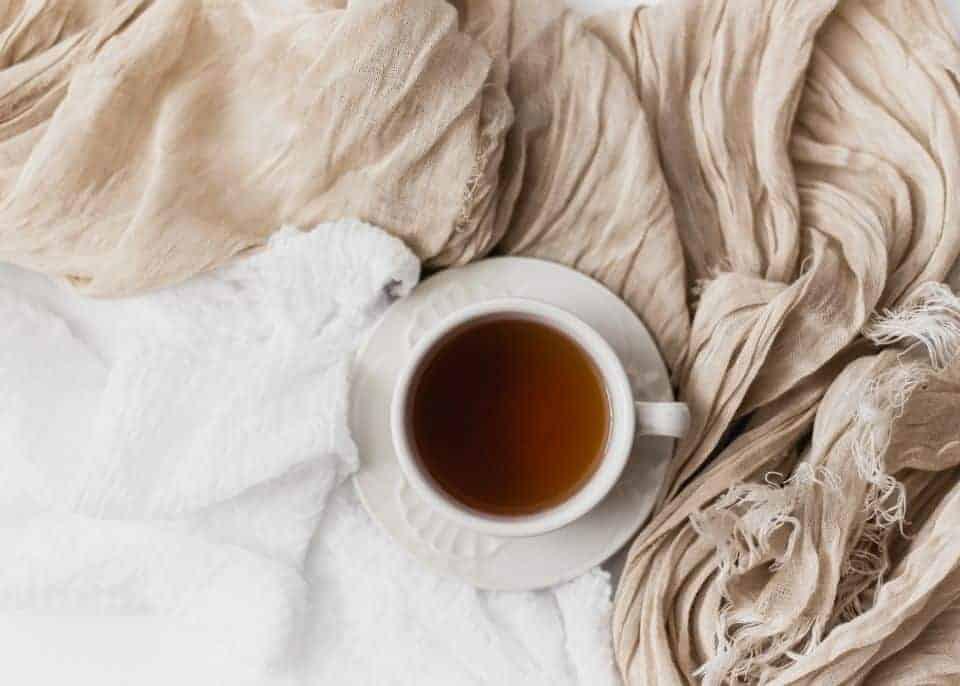 Schwarzer Tee: Ein Eisen-Dieb während Schwangerschaft und Stillzeit