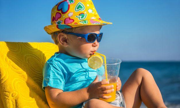 Baby Sonnencreme: Die besten Tipps