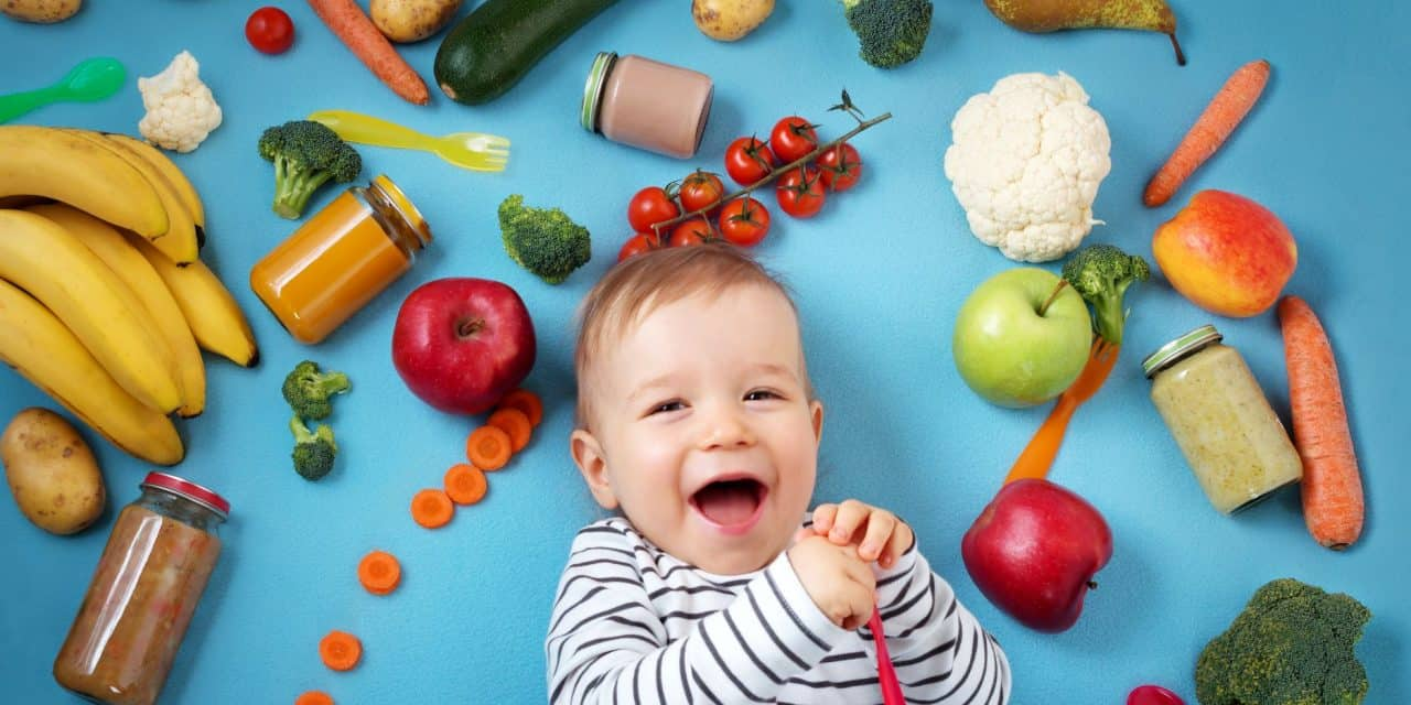 Beikost Plan für Babys im ersten Lebensjahr