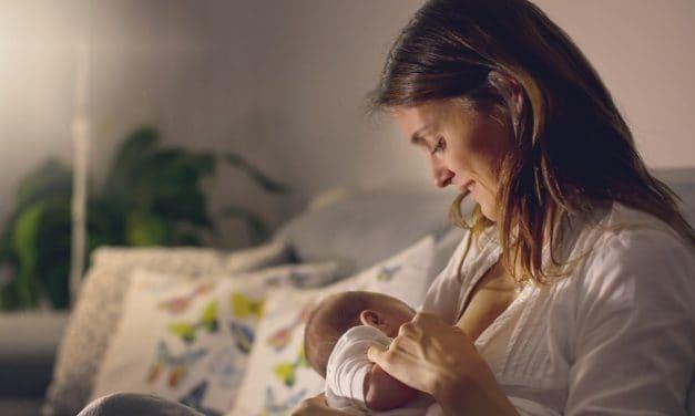 Stillen in der Nacht: Die besten Tipps, um trotzdem ausreichend Schlaf zu bekommen