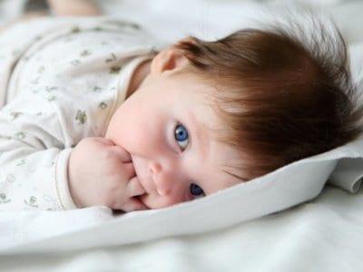 Veilchenwurzel für das zahnende Baby. Veilchenwurzel natürliche Hilfe beim zahnen. Vorsichtsmaßnahmen für Veilchenwurzel an der Kordel oder Schnullerkette.
