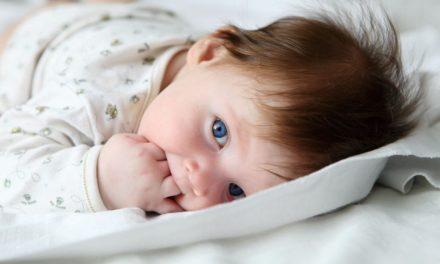 Veilchenwurzel: Hausmittel für zahnende Babys