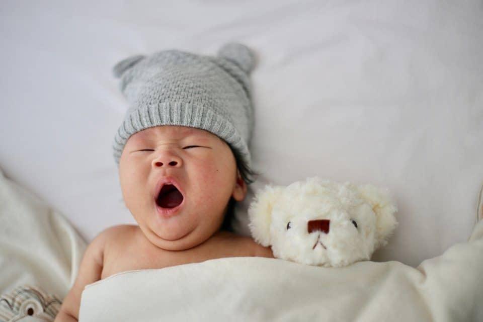 Warum schläft mein Kind nicht durch?