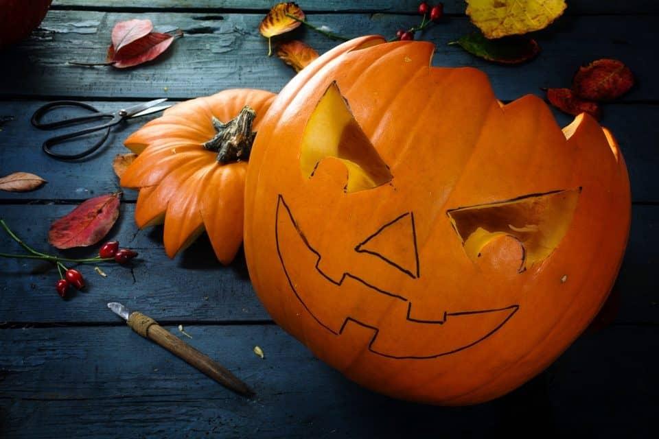 halloween k rbis selbst aush hlen und schnitzen. Black Bedroom Furniture Sets. Home Design Ideas