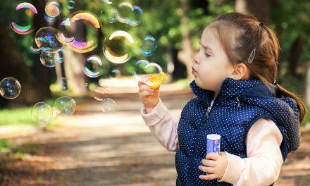 Warum das Lernen über die Sinne ab dem 4. Lebensjahr gefördert werden muss