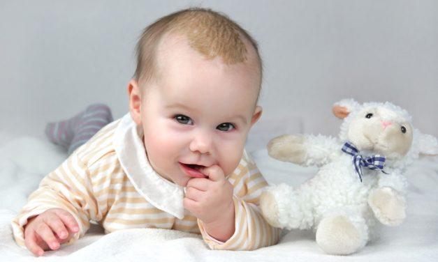 Milchschorf: Erkennen und richtig behandeln