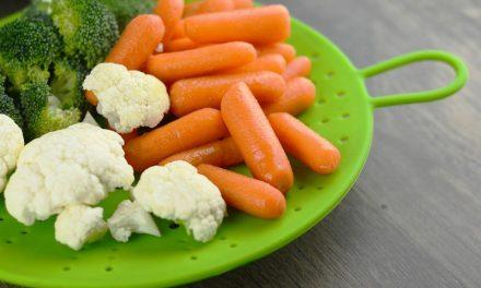 Beikost auf Vorrat: Gemüsebreie einfrieren