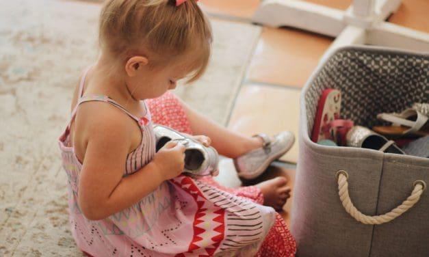 Wie findet man den perfekten Kinderschuh?