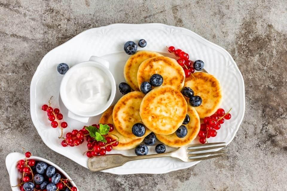 Rezept für American Pancakes