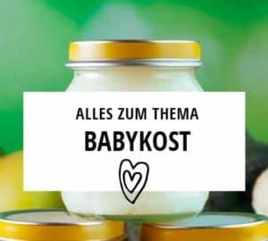 Alles zum Thema Babykost