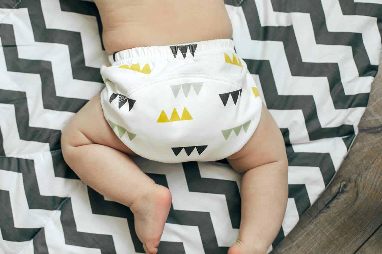 Stoffwindeln: Babys nachhaltig wickeln