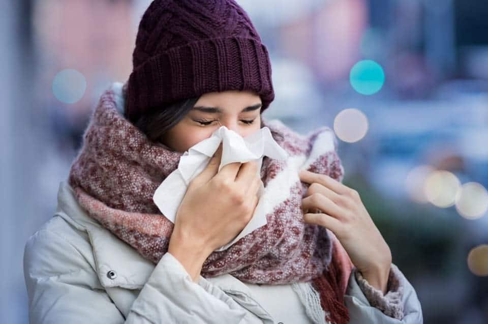 Erkältung in der Schwangerschaft: Ist das gefährlich?