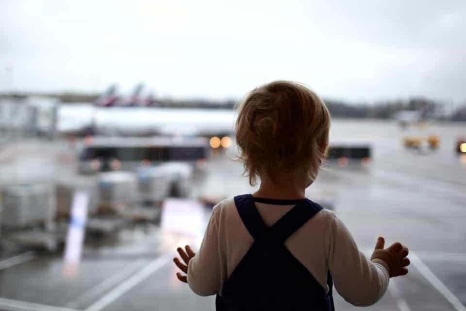 Fliegen mit Baby: Einfach und entspannt