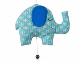 Spieluhr Elefant  Handmade