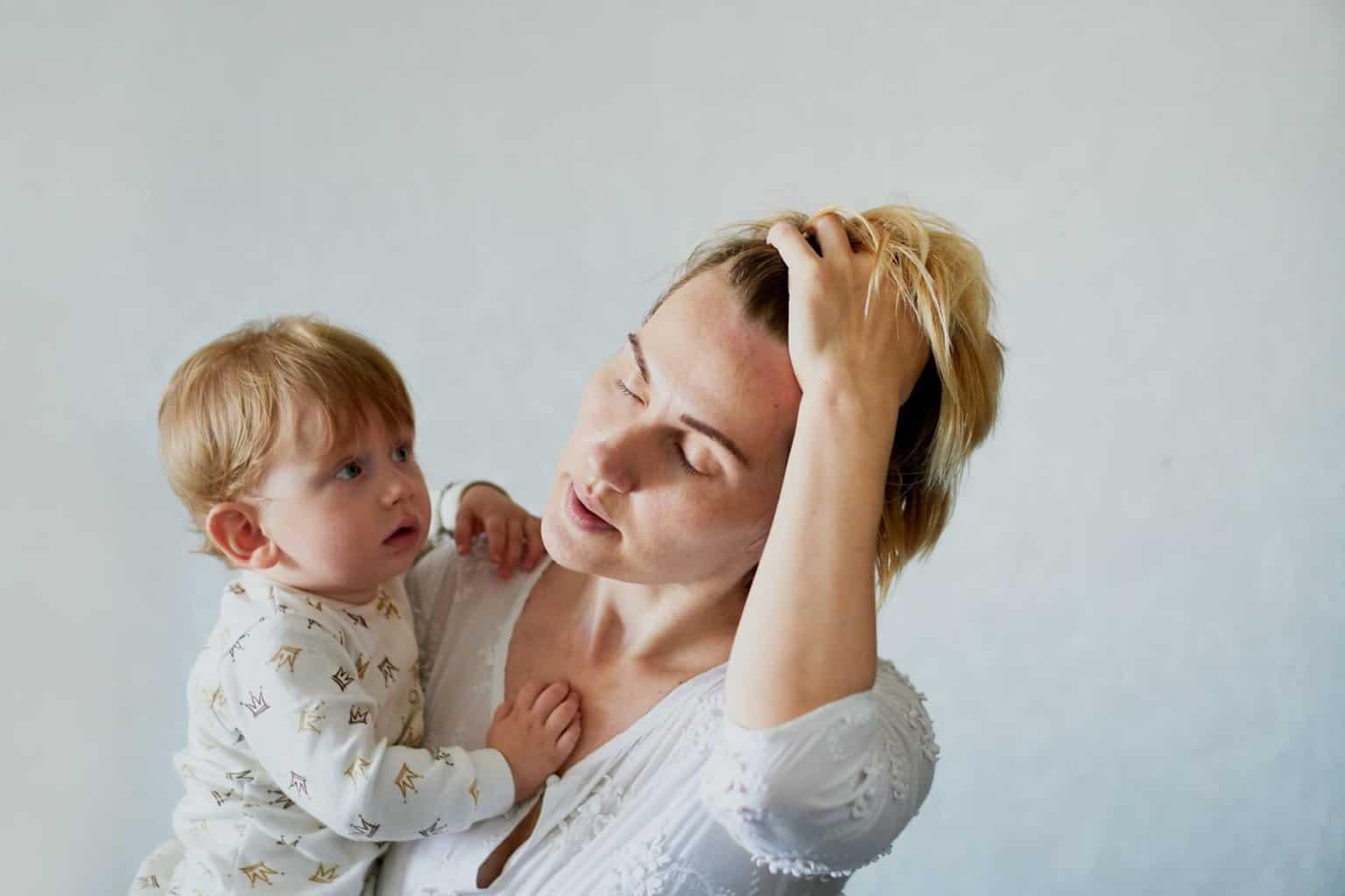 High-Need-Baby: Eltern am Rande des Nervenzusammenbruchs