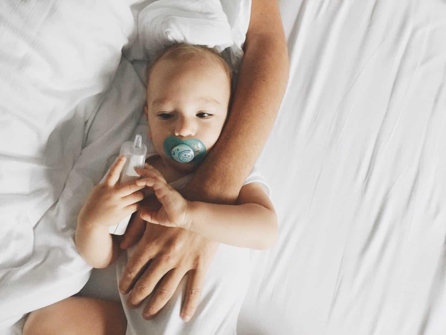 Nasensauger: Hilfe für das Schnupfen Baby