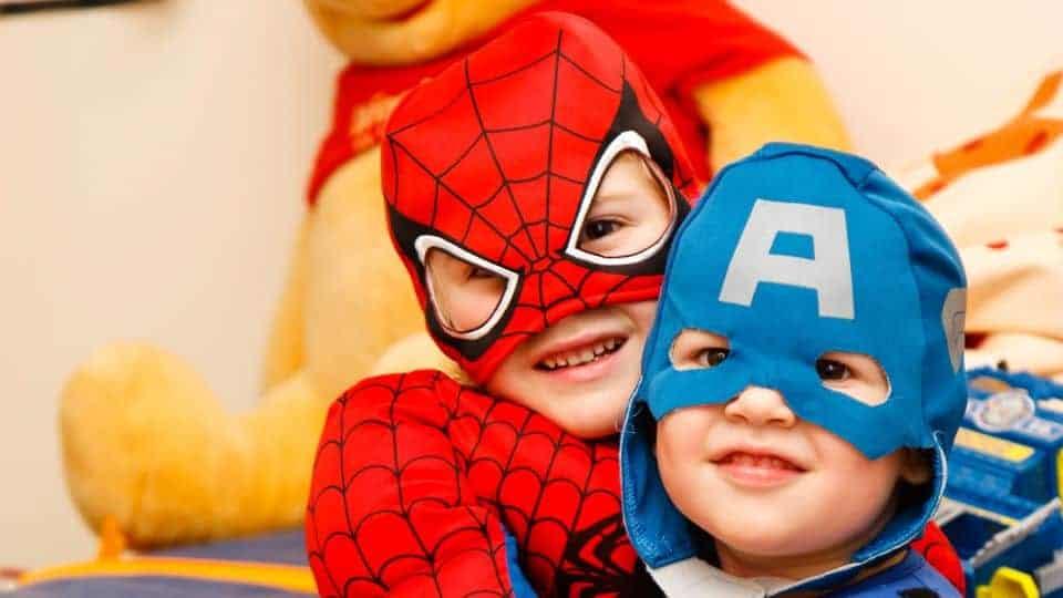 Warum der Fasching für Kinder so wichtig ist