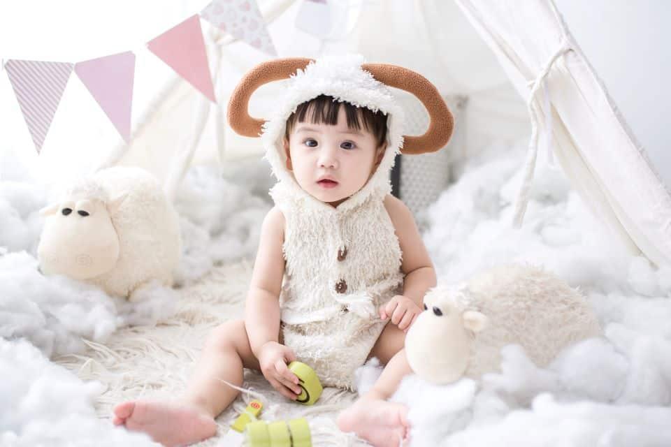 Faschingskostüme für die Kleinsten: Unsere Favoriten