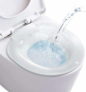 Sitzbad für die Toilette – Sitzbadewanne für Wochenbettpflege,  Damm,