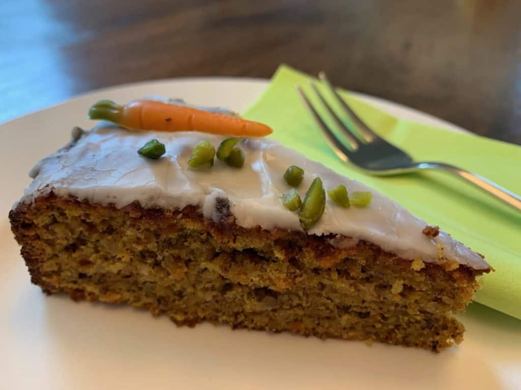 Rüblitorte: Rezept für saftig leckeren Kuchen  Oster Klassiker