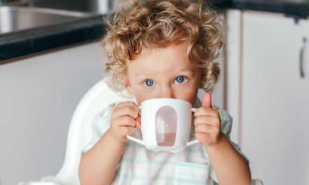 Babytee: Aber bitte ohne Zucker!