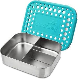 Brotbox für den Schulstart, nachhaltig