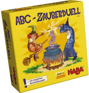 Haba Lernspiel zum Buchstabenlernen