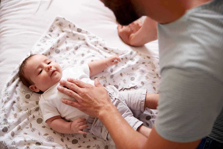 Vaterschaftsurlaub: Elternzeit für Papa