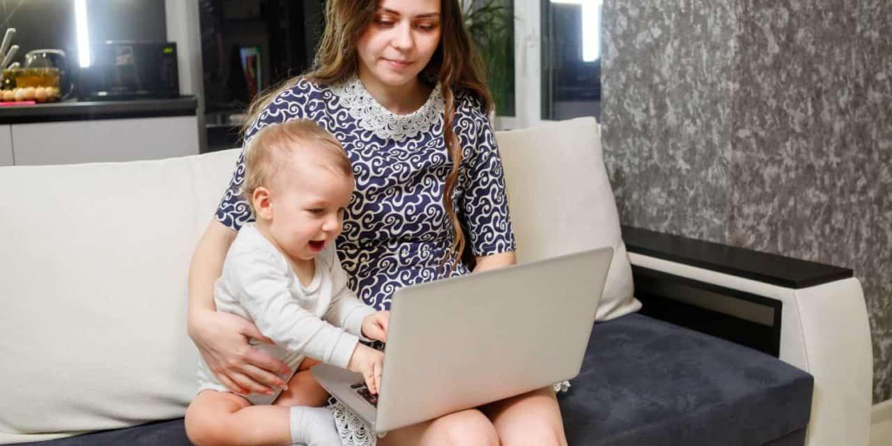 Homeoffice mit Kind: Utopie oder doch möglich?