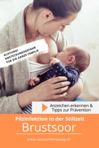 Brustsoor-Pilzinfektion-Stillzeit