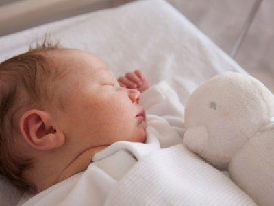 Weißes Rauschen: Einschlafhilfe für das Baby